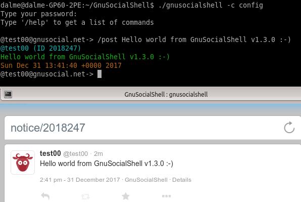 GnuSocialShell – dalme net